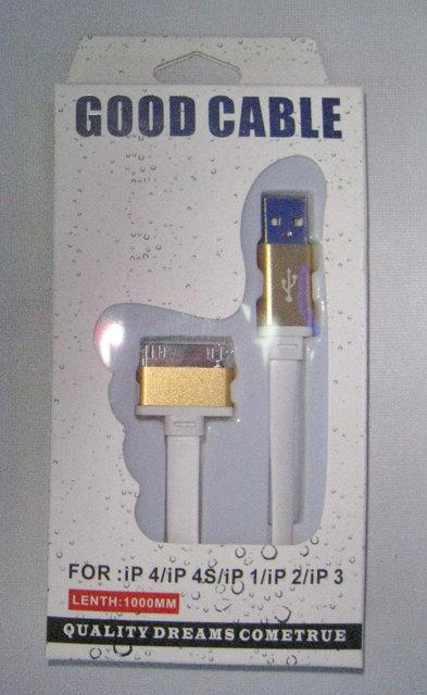 Кабель Good Cable для зарядки и синхронизации