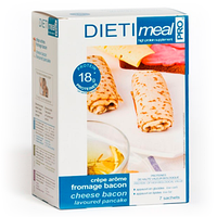 """DIETI Meal Блинчики """"Бекон с сыром / Cheese bacon"""""""