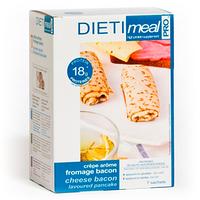 Блинчики Бекон с сыром DIETI Meal Pro, 31 гр