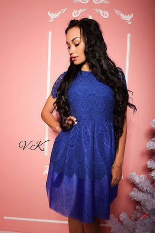 Безумно красивое и воздушное платье, фото 2