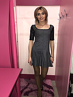 Женское хлопковое платье  Poliit 8286, фото 1