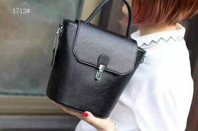 Женская черная сумочка  С0500