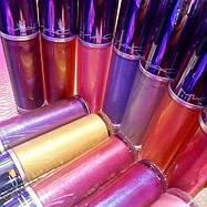 Жидкая голографическая помада MAC Grand Illusion Liquid Lipcolour 14шт/набор , фото 2