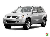 Накладки на панель Suzuki Grand Vitara (2005+)