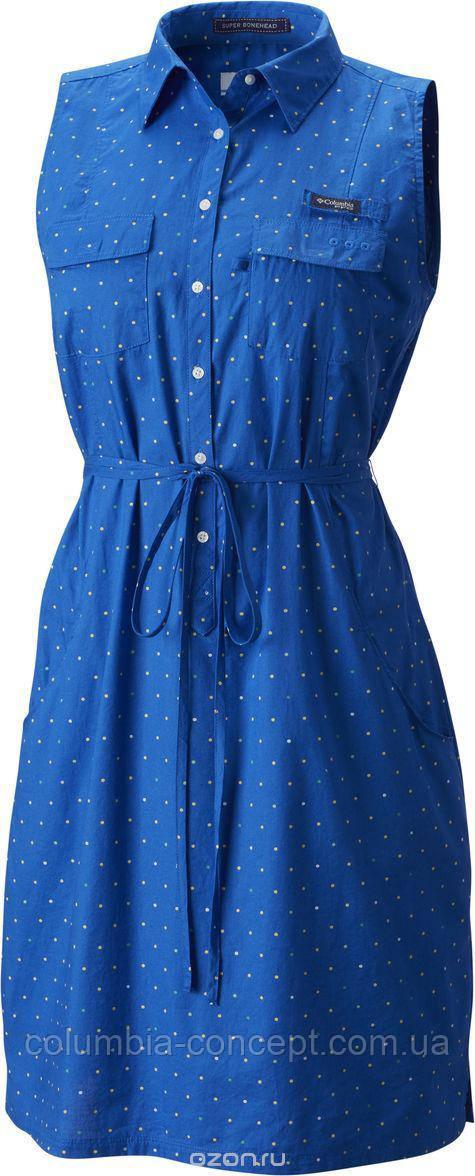 Платье женское Columbia Super Bonehead II Sleeveless