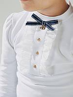 Нарядная блуза с длинным рукавом ТМ Смил. 116 см.