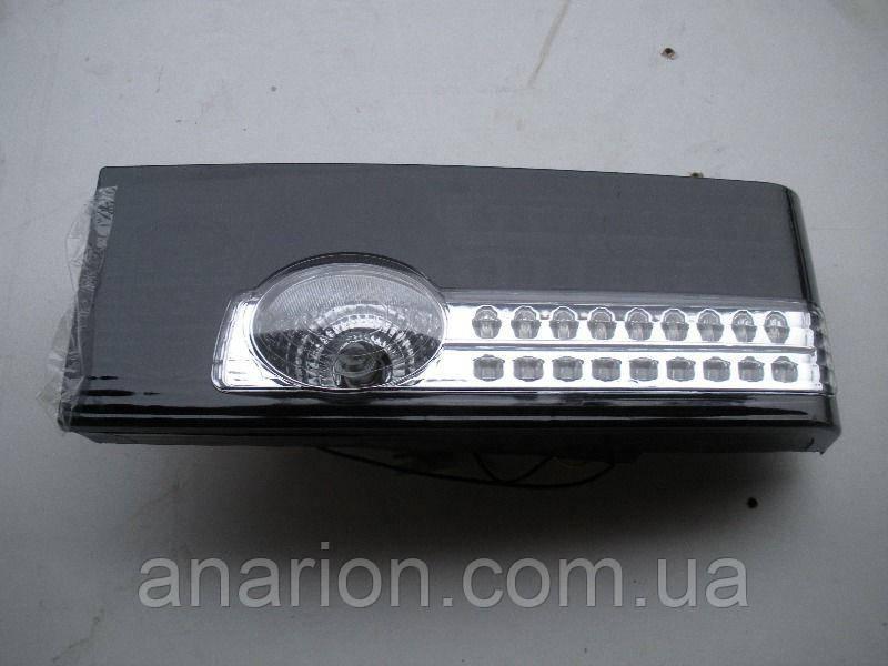 Задние диодные фонари на ВАЗ 2109 Освар-черный (только левый фонарь)