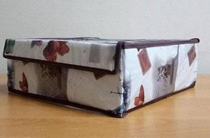Органайзер для белья с прозрачной крышкой 16 секций, Фото, фото 2