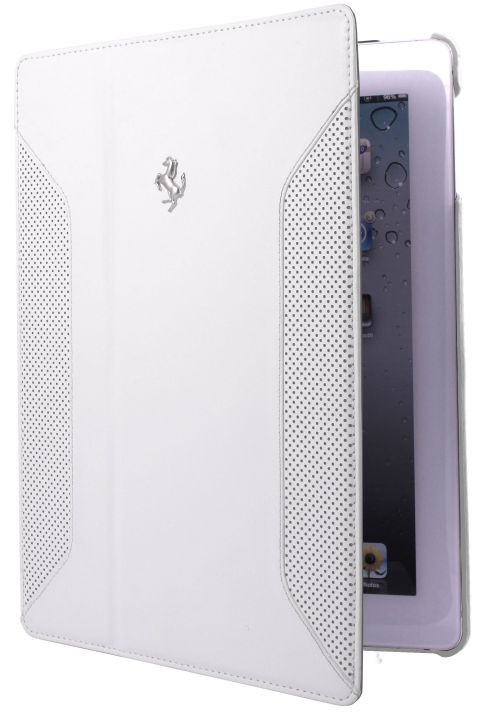 Кожа флип чехол для Ipad Air, белый