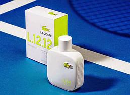 Мужская туалетная вода Lacoste L.12.12 blanc limited edition 100 ml
