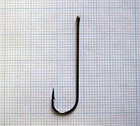 Крючок двугибый с кольцом и удлиненным стержнем тип VIII 8,5-0,9-35, 1000шт.