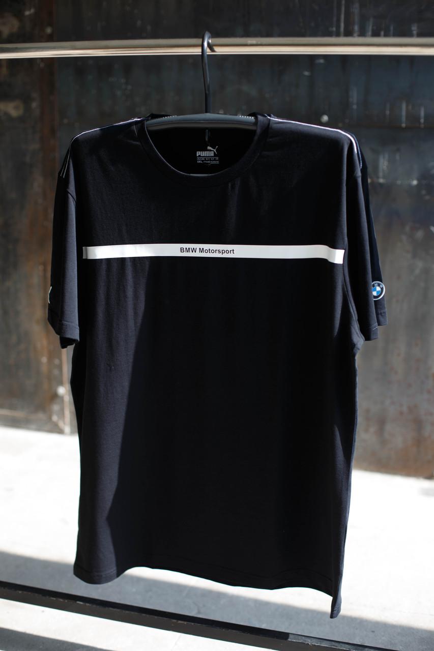 eceb6008bafcac Мужская футболка Puma BMW Motorsport: продажа, цена в Кривом Роге ...