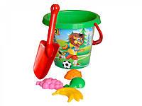 """Іграшка """"Набір пісочний 1 25×24×22 см ТехноК"""" 3091"""