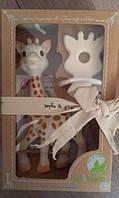 Жирафа Софи грызунок-прорезыватедь