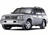 Накладки на панель Toyota Land Cruiser 100