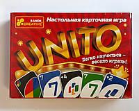 Настольная игра Для всей семьи Unito 5821/12170007Р Ранок Украина