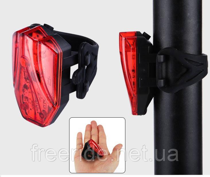 Задняя фара / габарит / мигалка (4 LED 120lumen)