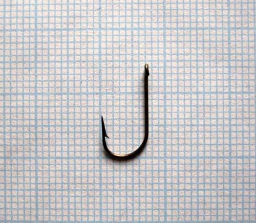 Крючок двугибый кованый с кольцом тип IV 6-0,6-14, 1000шт.