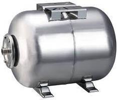 Гидроаккумулятор гориз 24 л нержавеющий Aquatica 779111