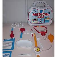 Набор медицинского инсртумента в чемодане ОРИОН 182