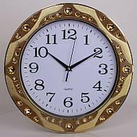Настенные кварцевые часы (33х33) модель 835 XKC /56, фото 1