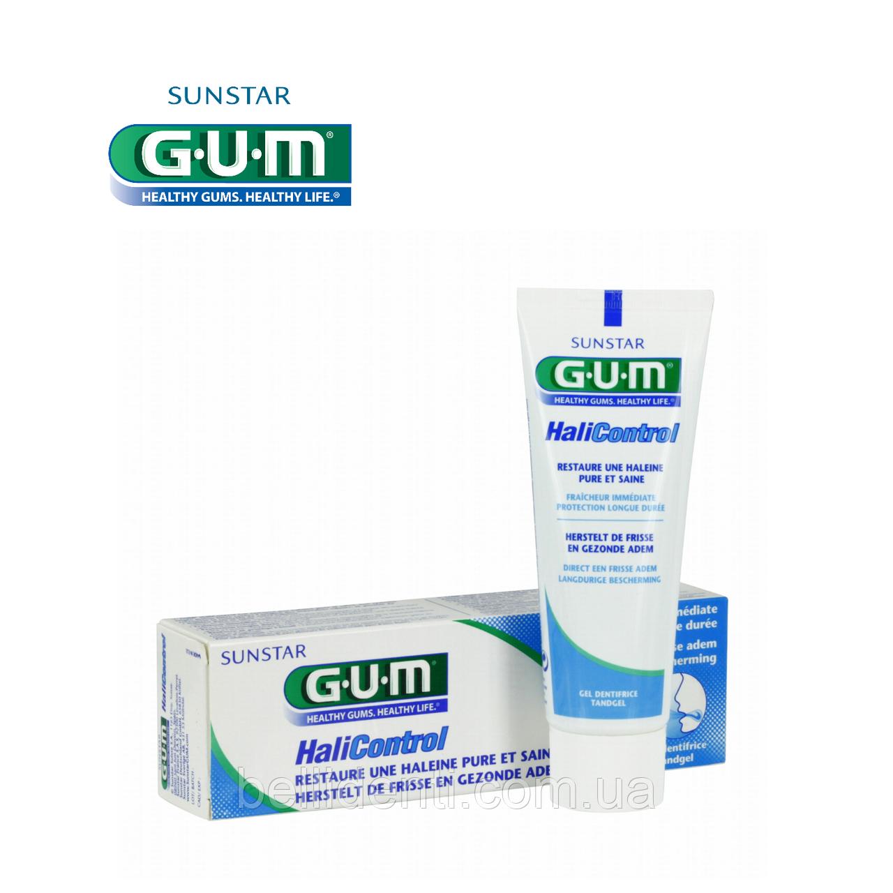 Зубная паста GUM HaliControl