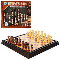 Шахматы 477D-1, поле(пластик) 23, 5-23, 5см, фигуры-пластик, в коробке, 35, 5-28, 5-3, 5см