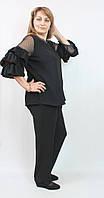 Женский стильный и нарядный костюм Dalida (Турция) 50-56 рр