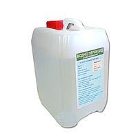 Перекись водорода медицинская 32,5%, 5кг с клапанной крышкой
