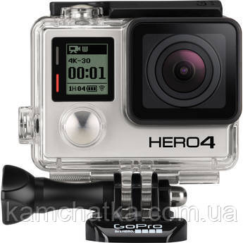 Экшн камера GoPro Black HERO 4