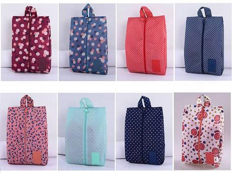 Органайзер - сумка для обуви, пляжных или ванных принадлежностей, фото 2