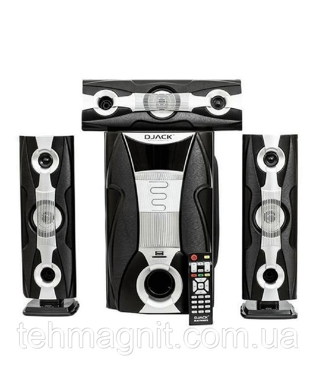 Акустики Комплект 3.1 DJACK DJ-Q3L USB/FM-радио/Bluetooth ( Реплика )