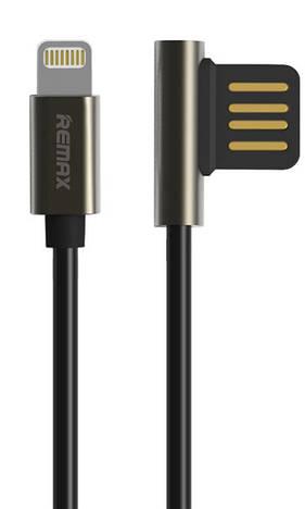 USB кабель Remax Emperor Lightning black