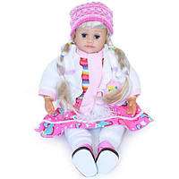 Кукла Ангелина 1050252 R/051 интерактивная, сенсорные руки,муз, фото 1