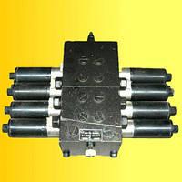 Гидрораспределитель 4РЭ50-29 (73.00.00.000В-29) Дон-1500электромеханический 4 секции