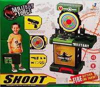 Игровой набор военного - Лазерный тир Уценка