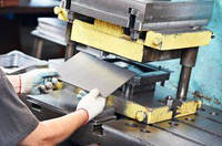 Штамповка и гибка металла толщиной от 0,5 мм-6,0 мм