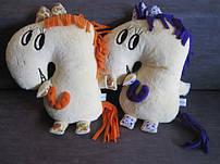 Игрушки подушки лошадки