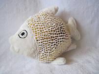 Игрушки подушки рыбы