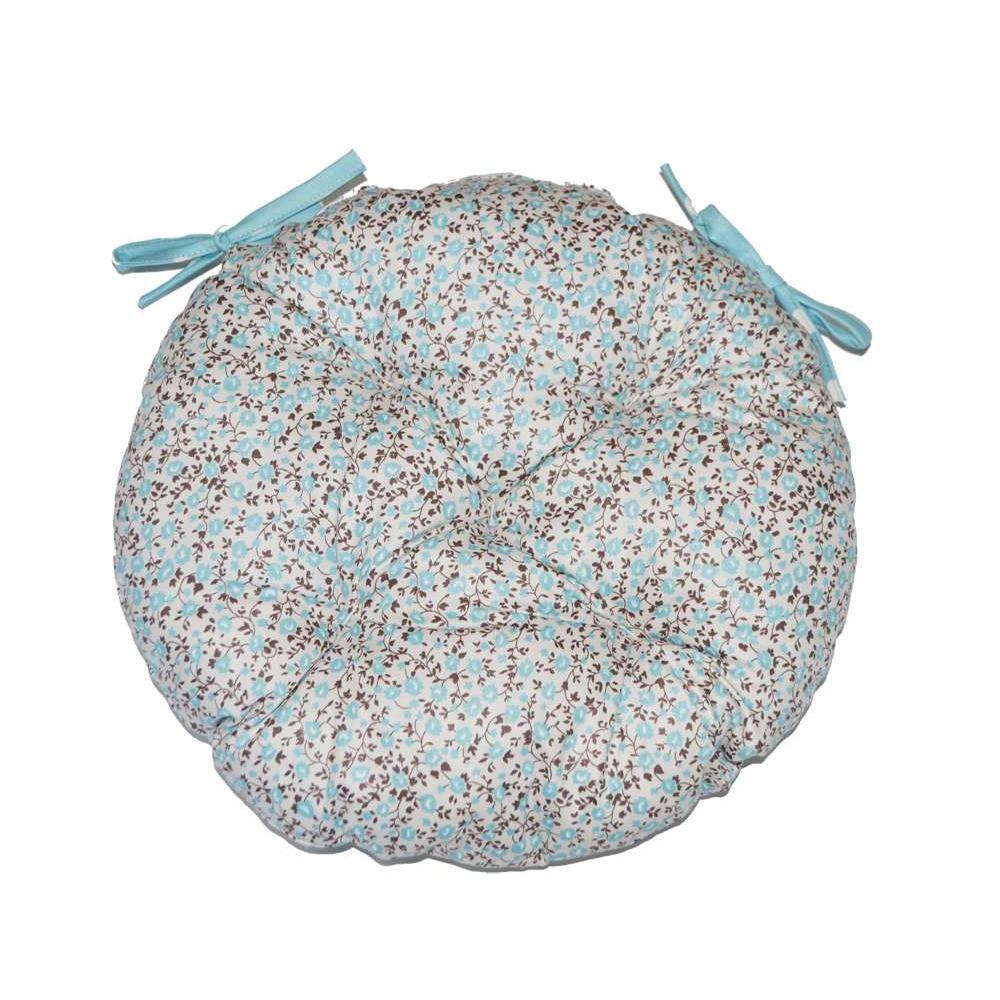 """Круглая подушка на стул """"Тифани"""""""