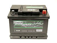 Аккумуляторная батарея 53А - GIGAWATT 0185755300, фото 1