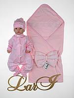 """Летний набор для новорожденных девочек """"Мармеладка"""", фото 1"""