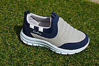 Детские кроссовки на мальчика Adidas сетка 26 - 30, копия