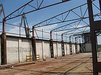 Строительство зернохранилищ в Кировограде