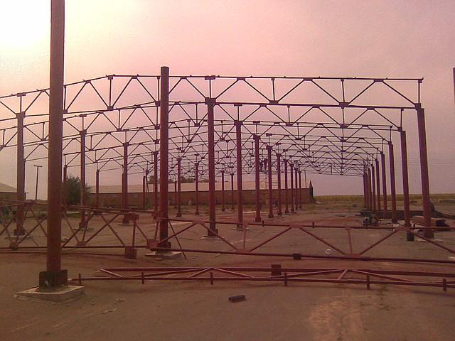 Строительство навесов в Черкассах
