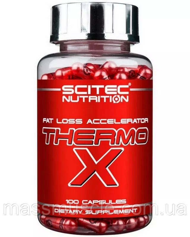 Жиросжигатель Scitec Nutrition Thermo-X Ignix 100 caps