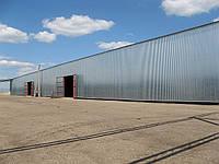 Строительство зернохранилищ в Черкассах