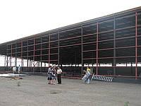 Строительство навесов в Киеве