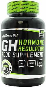 Специальные препараты BioTech GH Hormon Regulator 120 caps