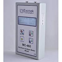 EXOTEK MC-460 Професійний вологомір деревини з виносним датчиком S-30